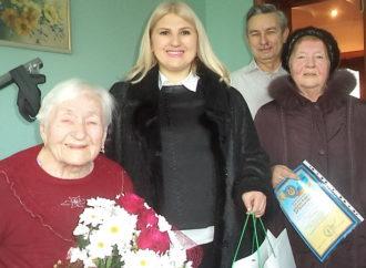 Тамара Сліпенька: «Маленьку донечку встигла віддати своєму батькові вже у вагоні, який рушав до Сибіру»