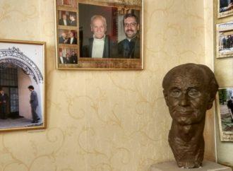 У Винниках відкрили виставку-спогад про Бориса Возницького
