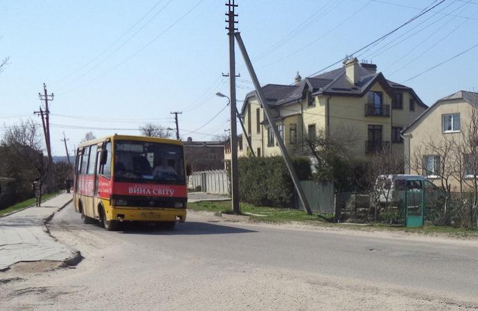У Винниках запроваджено експрес-маршрут і змінено схему руху маршруток №36