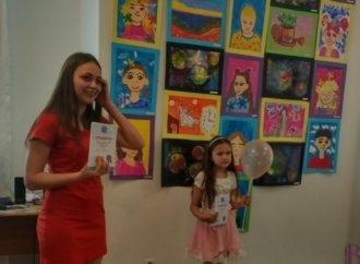 Діти з Творчої студії «Гранат» показали виставку креативного мистецтва