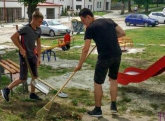 Винниківська міська рада працевлаштувала на літній період два десятки школярів і студентів