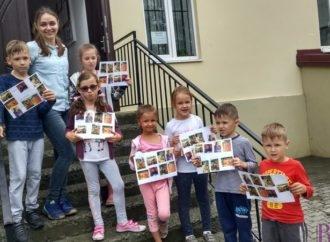 Юні винниківчани вивчають мистецтво в літньому творчому таборі