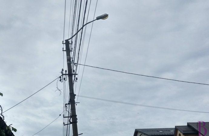 23 жовтня на деяких вулицях Винник не буде світла