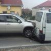 У Винниках зіткнулися три автомобілі