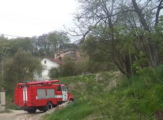 У Винниках пожежники врятували людину