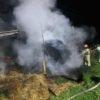 Винниківські вогнеборці 5 і 6 вересня гасили дві пожежі у Верхній Білці