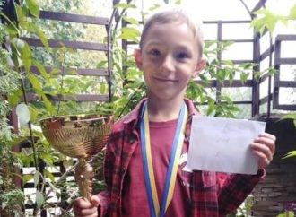 Шахова школа «Black & White» розпочала навчальний рік перемогою на турнірі в Городку