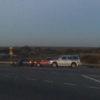 На кільцевій дорозі поблизу Винник зіткнулися автомобілі