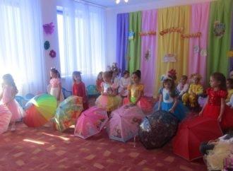 У дитсадку відбулося свято «Музика осені» (Фото)