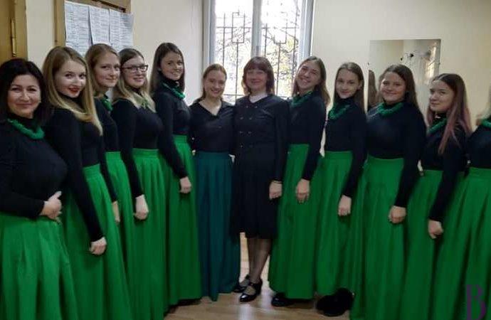 Дівочий хор «Зґарда» – лауреат ІІ премії «Галицьких самоцвітів»
