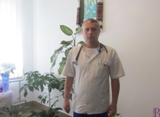 Лікар винниківського госпіталю Роман Блощичак – фронтовий медик, нагороджений медаллю «Захиснику Вітчизни»