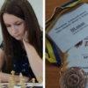 Ярина Ожайська здобула «бронзу» на Чемпіонаті Львівщини з шахів