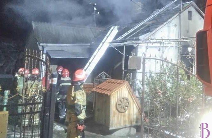 Винниківчани збирають допомогу для потерпілих від пожежі мешканців Лисинич