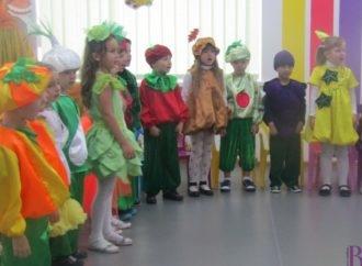 У відреставрованому садочку відбулися перші дитячі свята