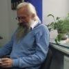 Про власну збірку «Політ сліпого птаха» винниківчанам розповів поет із Калуша