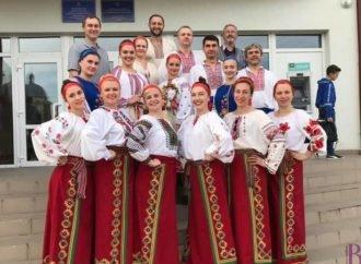 Відновлений ансамбль народного танцю «Прикарпаття» виступив на фестивалі хореографії
