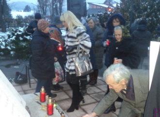 У Винниках вшанували світлу пам'ять жертв Голодомору
