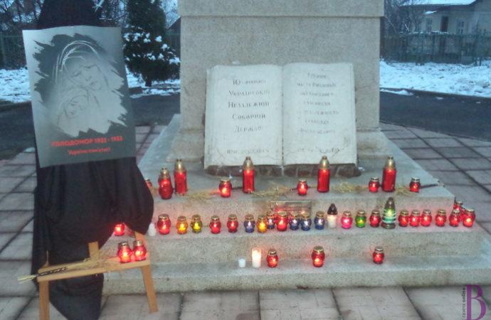 У Винниках вшанують пам'ять жертв Голодомору та політичних репресій