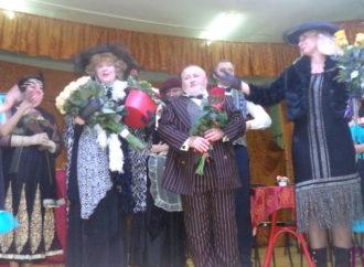 У першу неділю зими винниківчан забавляли у кабареті