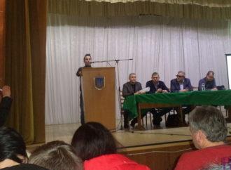 Громада й влада Винник обговорили проблему пасажирських перевезень