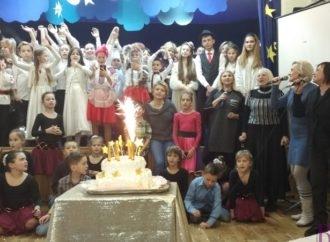 Конкурс талантів: учні Винниківської школи-інтернату танцювали, співали, малювали разом із вчителями (Фото)