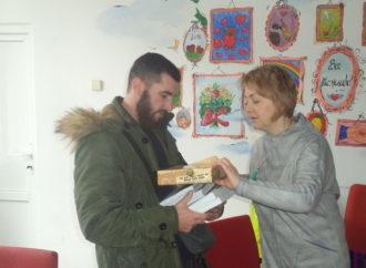 Ветерани АТО подарували дітям патріотичну літературу