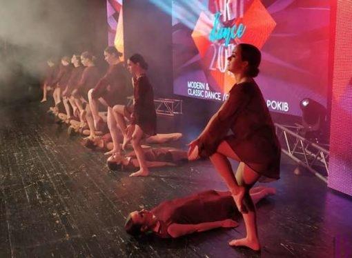 «Карамель» отримала «золото»  у відбірковому турі й змагатиметься за перемогу у фіналі Чемпіонаті України з хореографії