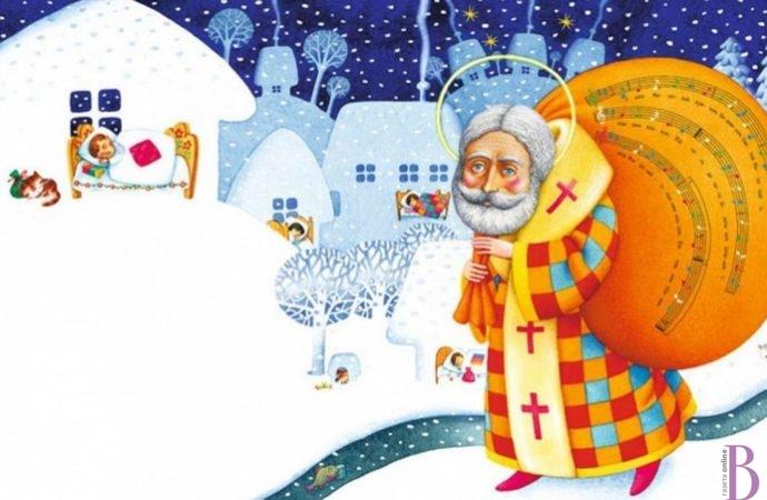 Святий Миколай шукає помічників у Винниках