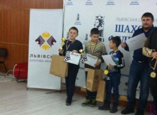 Винниківчани – переможці дитячого турніру «Шаховий Миколай»