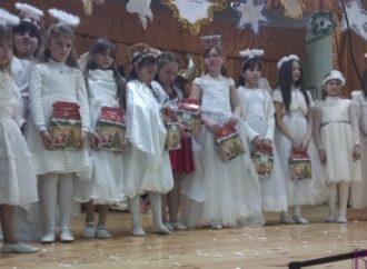 Вихованці Народного дому  зустрічали святого Миколая