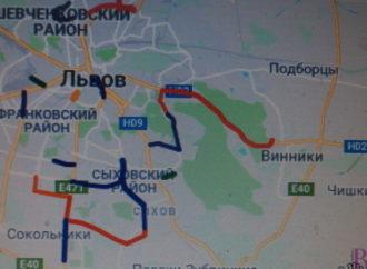 Масштабний проект трамвайної колії зі Львова до Винник може стати реальністю
