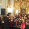 """У винниківському храмі Володимира та Ольги відбувся  ХIV фестиваль """"Різдвяна зірка"""""""
