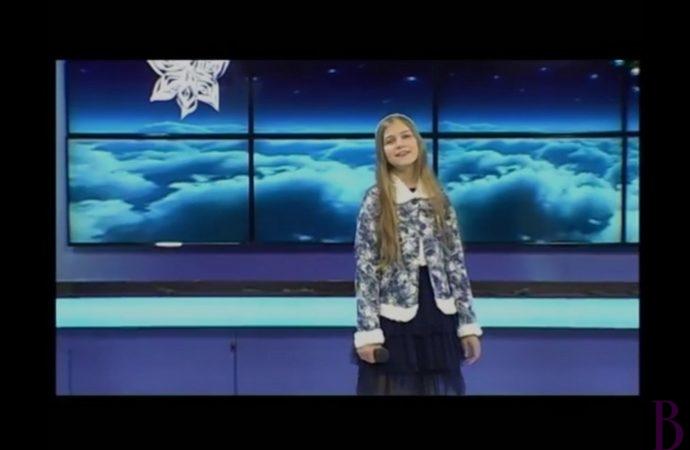 З Різдвом Христовим! Дарина Артищук «У Вифлеємі» (Відео)