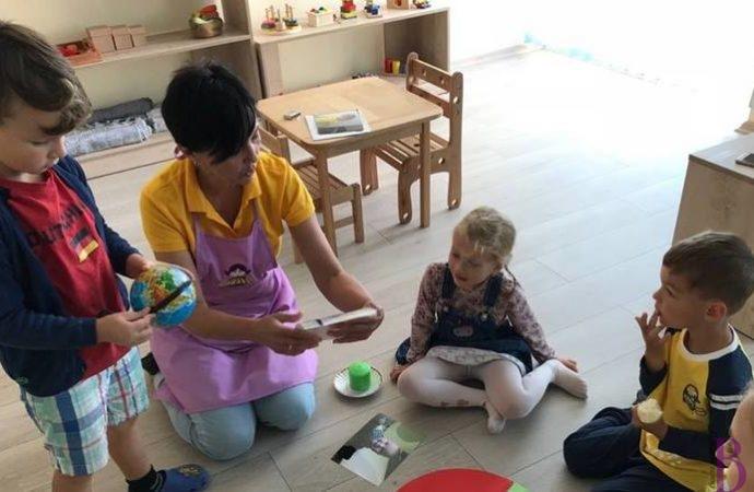 У Винниках працює дитячий садок «Петронелька» за методикою Монтессорі