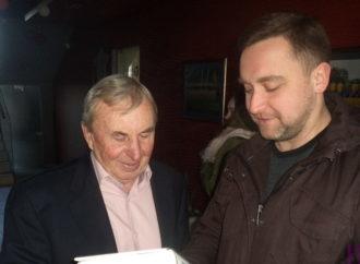 Легенді винниківського футболу Юрію Гданському – 70 років!