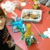 Творча студія «Гранат» організувала для малечі Винник майстер-клас із прикрашання стрітенських свічок