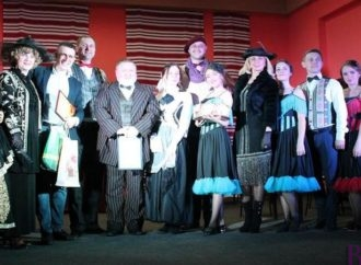 Театр Народного дому «Срібне коло» розпочав гастрольні виступи