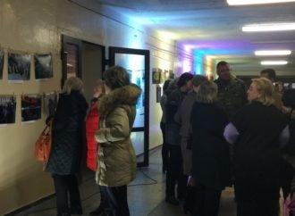 У Винниках відкрили виставку світлин «Мій Майдан»