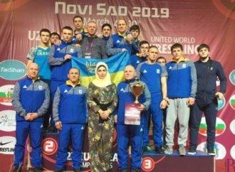 Борець із Винник став срібним призером Чемпіонату Європи