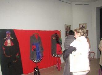 Відбулася презентація виставки винниківчанки Юлії Пігель