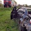 У ДТП неподалік Винник травмувалася жінка-водій