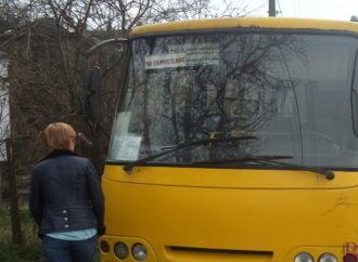У Винниках водії громадського транспорту ігнорують пенсіонерів