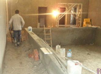 У майстрів, які ремонтують у СЗШ №29 басейн, викрали інструменти