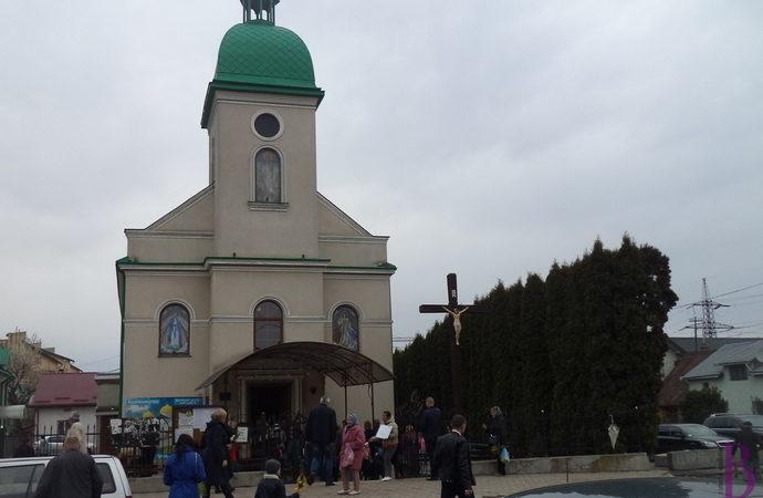 Шлях прочан зі Львова до Унева проляже через Винники