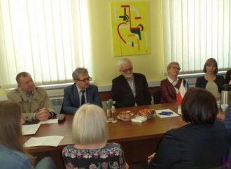 У Винники завітала делегація з Польщі