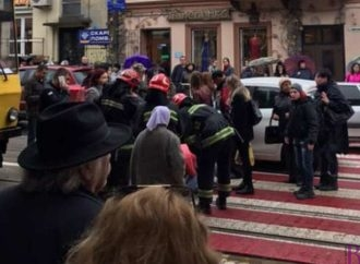 Винниківчанка на автомобілі марки  «Пежо» збила у Львові 87-річного дідуся