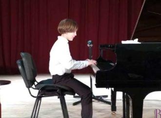 Піаністи Школи мистецтв – одні з найкращих на конкурсі юних музикантів «Франкове Підгір'я»