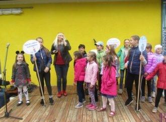 Винниківська бібліотека для дітей стала головною локацією Фестивалю емоцій