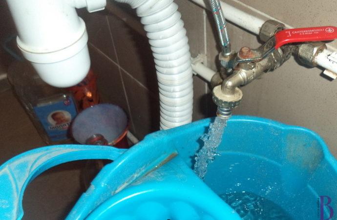 У середу буде припинено водопостачання у Винниках