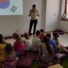 У Винниках працює дитячий літній творчий табір